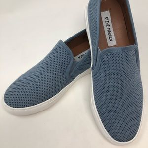 Steve Madden slip on sneakers size 9